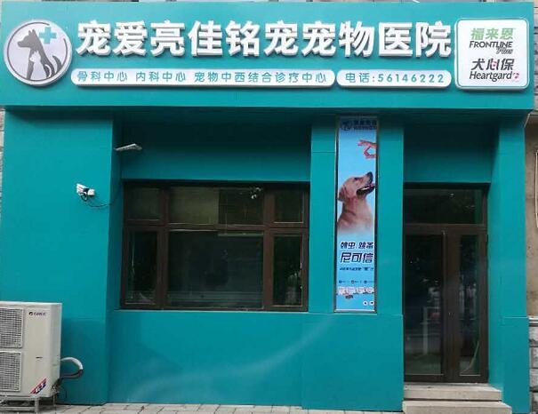 北京宠爱亮佳宠物医院