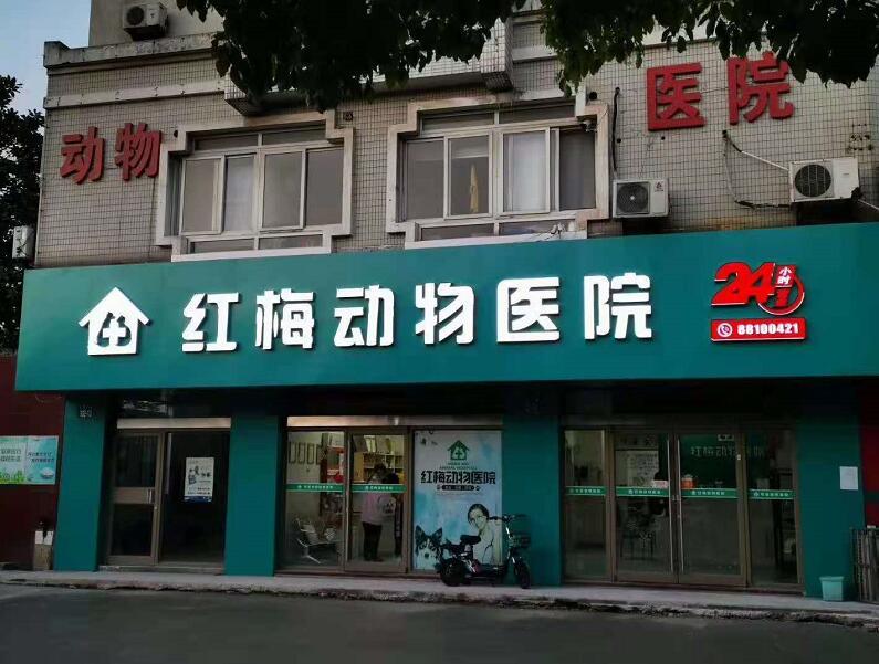 江苏常州红梅公园动物医院